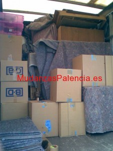 Grandes mudanzas Palencia