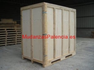 alquiler guardamuebles Palencia