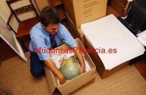 embalajes y mudanzas Palencia