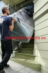 mudanza Palencia particulares