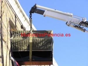 traslado de pianos en Palencia