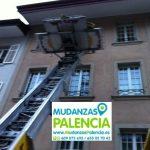 Alquiler de elevadores Montamuebles en Palencia