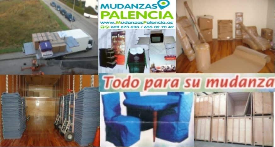 Consejos Mudanza en Palencia