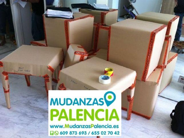 Embalajes Palencia en Palencia
