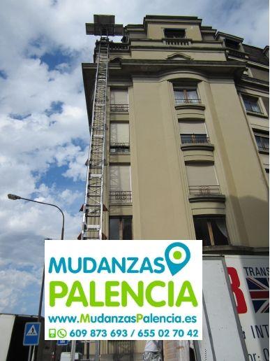 Empresas de mudanzas en Palencia