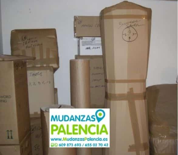 Mudanza Profesional en Palencia