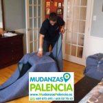 Mudanza de Piso en Palencia