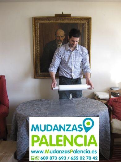 Mudanzas Aguilar de Campoo