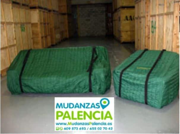 Mudanzas Ciudad Real Palencia