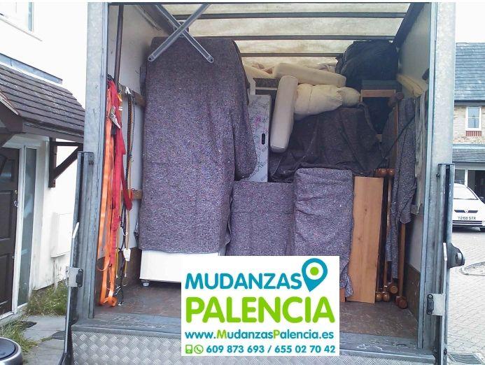 Mudanzas Económicas en Palencia