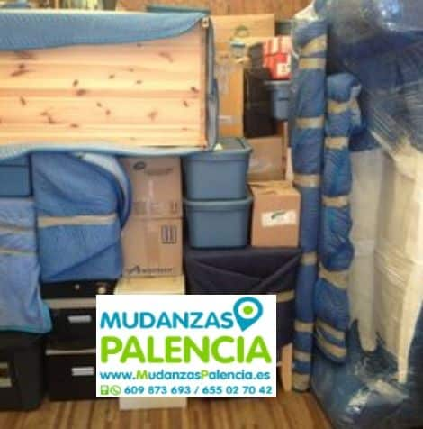 Mudanzas Girona Palencia