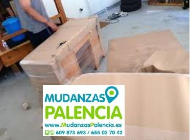 Mudanzas Granada Palencia