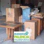 Mudanzas Organismos Oficiales en Palencia