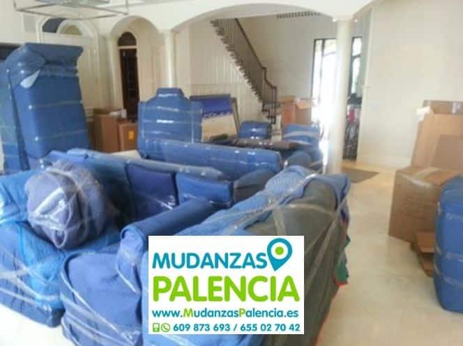 Mudanzas Palencia Ciudad Real