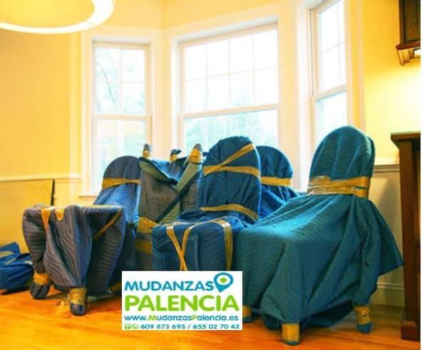 Mudanzas Palencia Cuenca