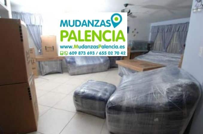 Mudanzas Palencia Guadalajara