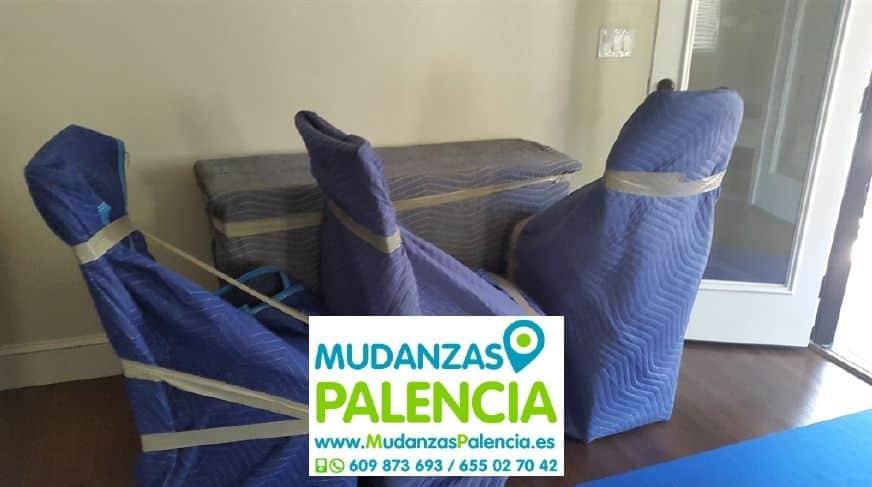 Mudanzas Palencia Guipúzkoa