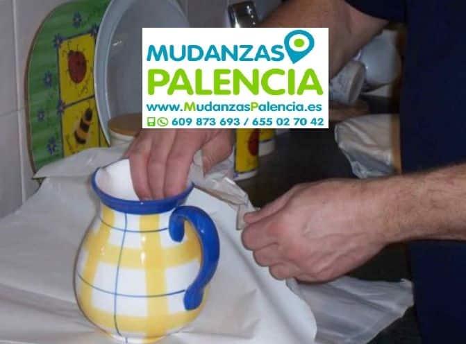 Mudanzas Palencia Huelva