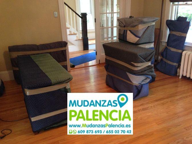 Mudanzas Palencia Huesca
