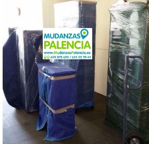 Mudanzas Palencia León