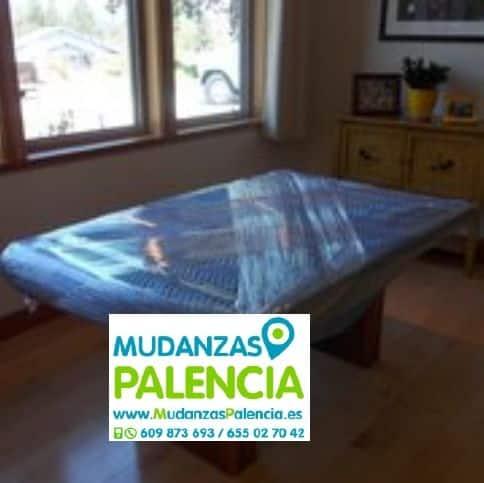 Mudanzas Palencia Lleida