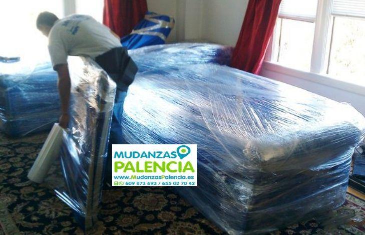 Mudanzas Palencia Murcia