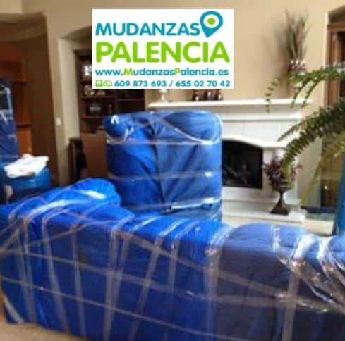 Mudanzas Palencia Ourense
