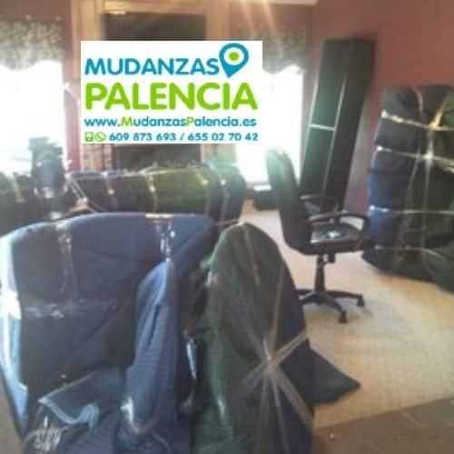 Mudanzas Palencia Pontevedra