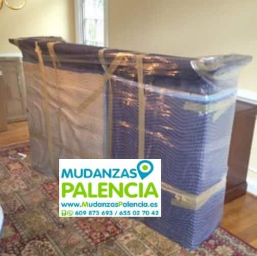 Mudanzas Palencia Salamanca