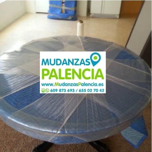 Mudanzas Palencia Soria