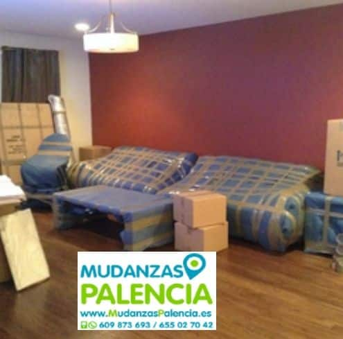 Mudanzas Palencia Tarragona