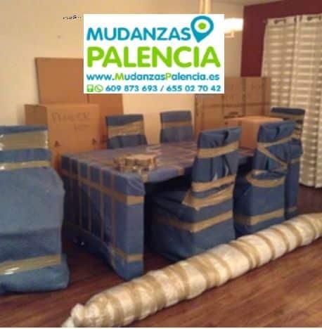 Mudanzas Palencia Transporte