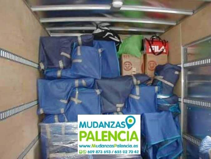 Mudanzas Palencia Álava