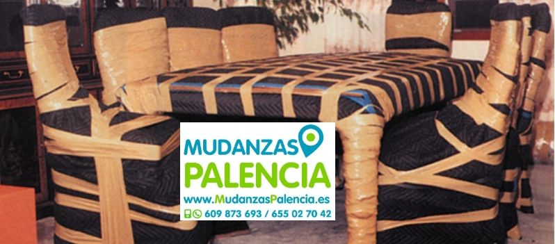 Mudanzas Profesionales en Palencia