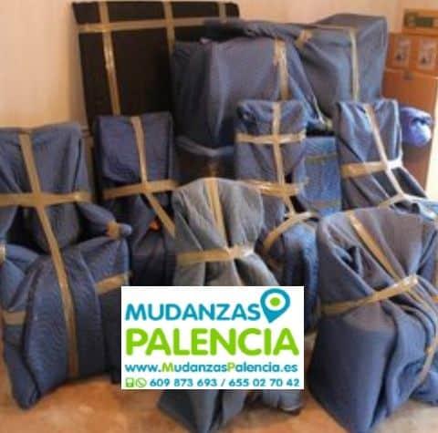 Mudanzas Soria Palencia