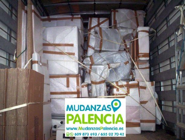 Mudanzas Vizcaya Palencia