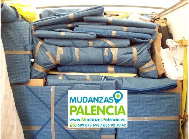 Mudanzas Zaragoza Palencia