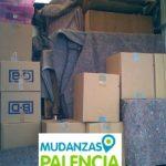 Mudanzas Guardias Civiles Palencia