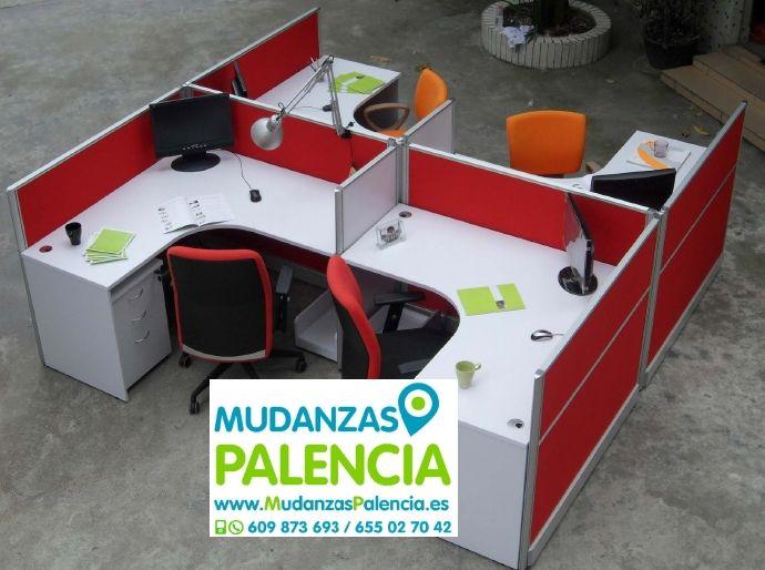 Mudanzas Oficinas Palencia