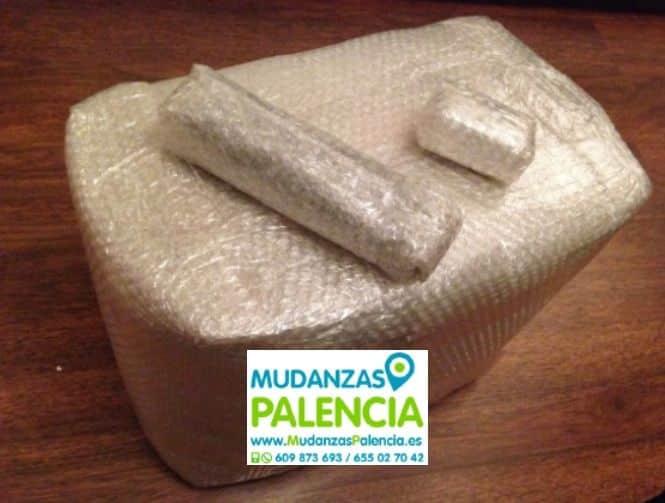 Mudanzas bibiotecas Palencia