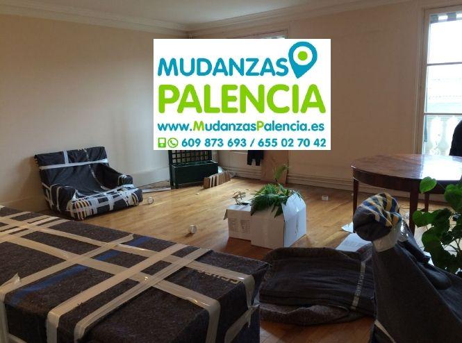 Mudanzas Almería Palencia