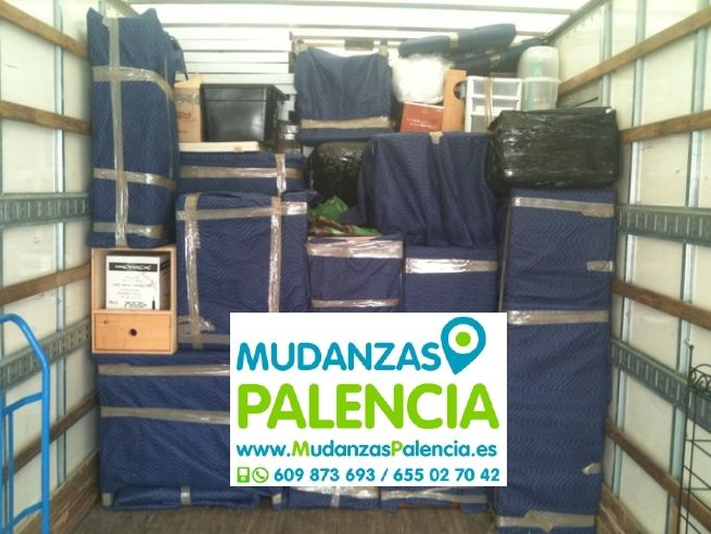 Mudanzas Barcelona Palencia