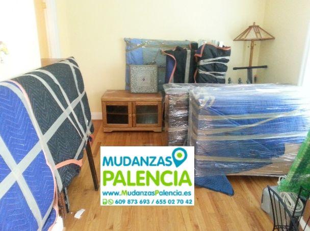 Mudanzas de Casas en Palencia