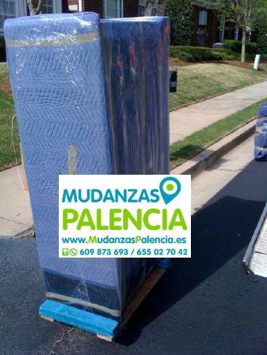 Mudanzas Guipúzcoa Palencia