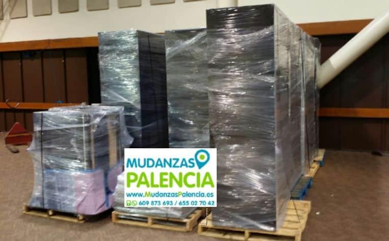 Mudanzas Huelva Palencia