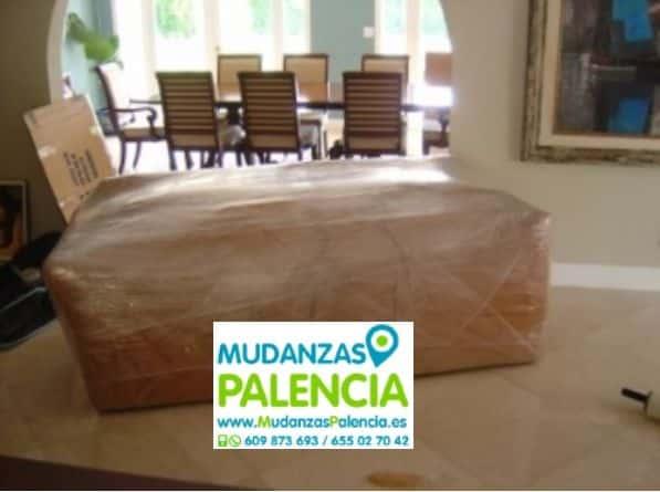 Mudanzas Huesca Palencia