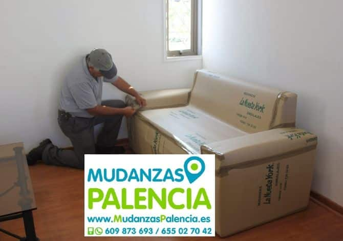 Mudanzas Lugo Palencia
