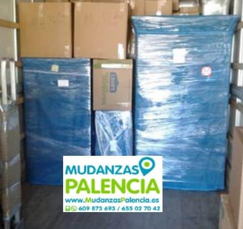 Mudanzas Málaga Palencia