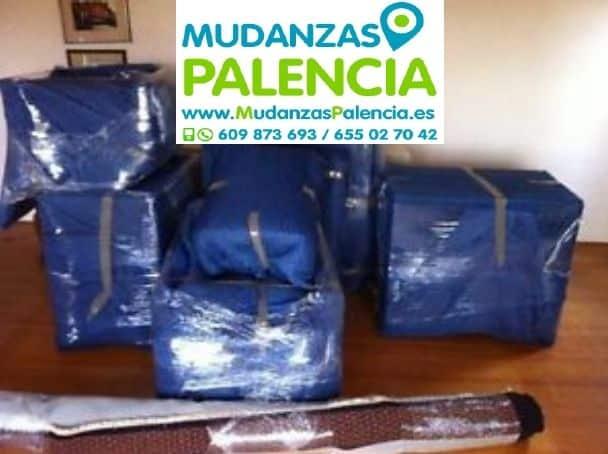 Mudanzas Murcia Palencia