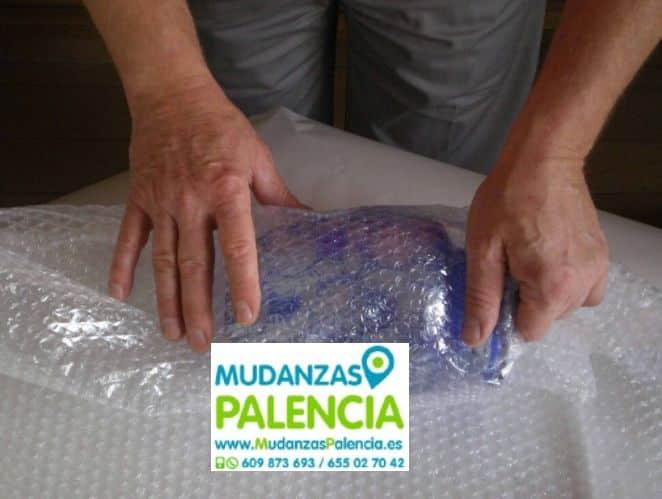 Mudanzas de Obras de Arte en Palencia